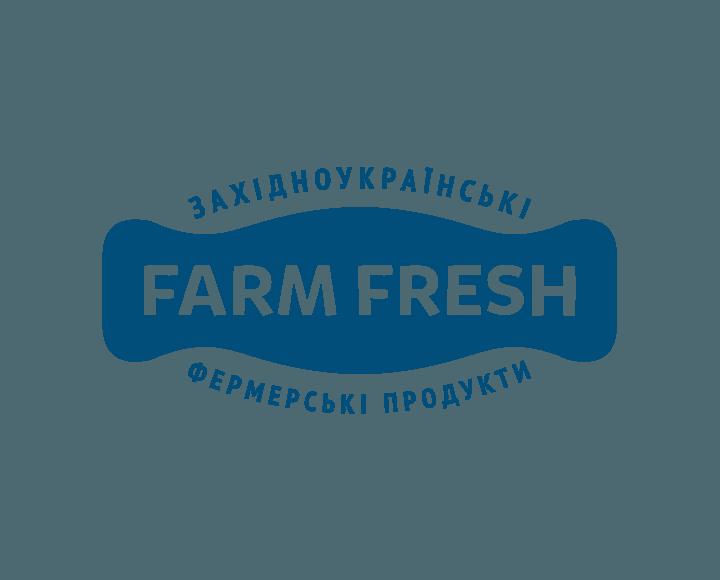 Розробка логотипа та фірмового стилю «Farm Fresh»