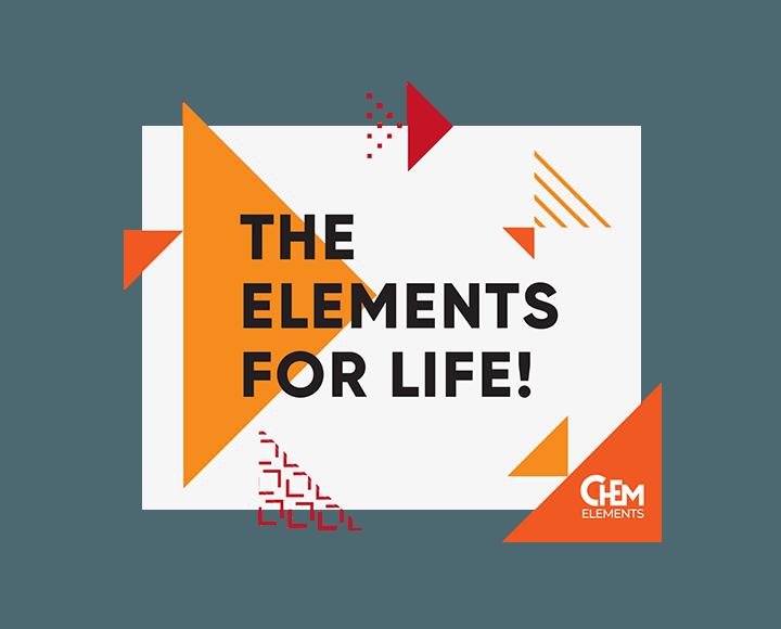 Фірмовий стиль компанії «ChemElements»