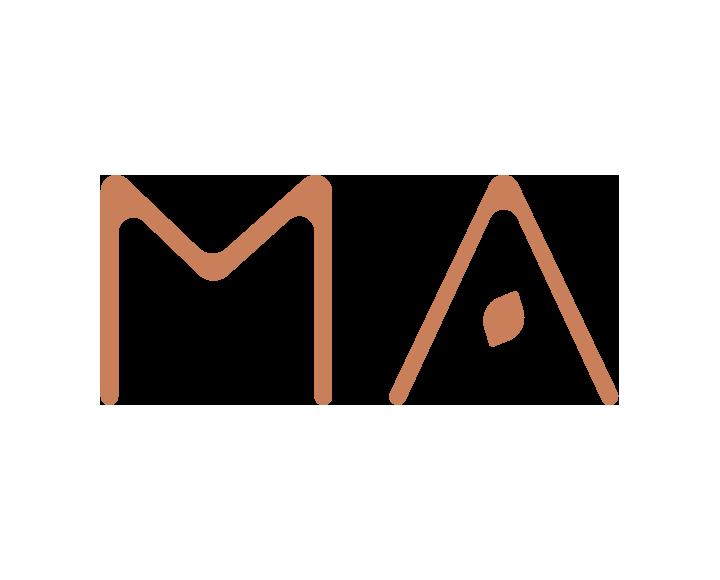Логотип та фірмовий стиль для ресторану італійської кухні «Мамма»