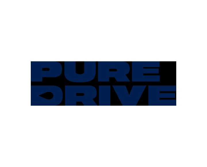 Розробка логотипа та фірмового стилю для PureDrive